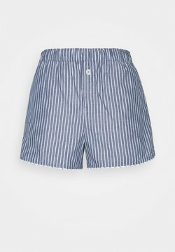 GAP - SUM POPLIN SHORT - Shorts - navy
