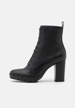 San Marina - NORE - High Heel Stiefelette - noir