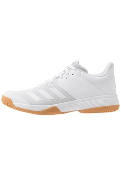 adidas Performance - LIGRA 6 SHOES - Volleyballschuh - footwear white