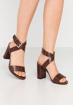 4th & Reckless - ADRIANNA - High Heel Sandalette - brown