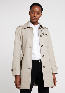 Tommy Hilfiger - HERITAGE SINGLE BREASTED - Trenchcoat - medium taupe