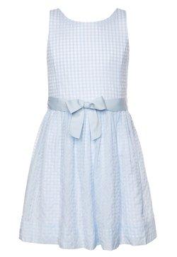 Polo Ralph Lauren - FIT DRESSES - Vestido de cóctel - beryl blue