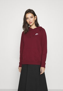 Nike Sportswear - HOODIE - Hoodie - dark beetroot