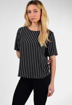JDY - BLUSE CRYSTAL - T-Shirt print - black / st