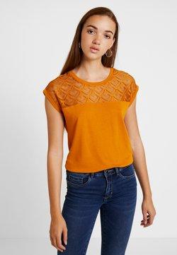 ONLY - Camiseta estampada - sudan brown