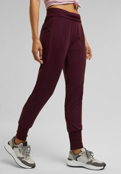 Esprit Sports - Jogginghose - bordeaux red