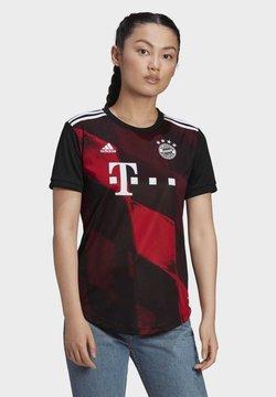 adidas Performance - FC BAYERN 20/21 THIRD JERSEY - Nationalmannschaft - black