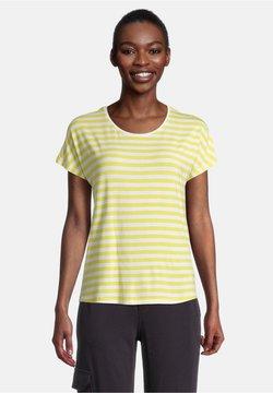 Cartoon - T-Shirt print - yellow