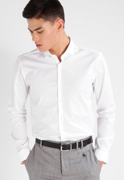 HUGO - ERONDO EXTRA SLIM FIT - Formal shirt - open white