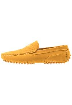 Pier One - UNISEX - Mocassins - yellow