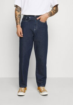 Vintage Supply - TROUSERS - Jeans Tapered Fit - dark wash