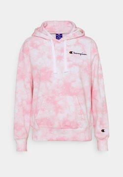Champion Rochester - HOODED - Collegepaita - pink