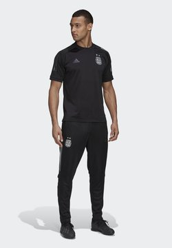 adidas Performance - ARGENTINA AFA AEROREADY PANTS - Landsholdstrøjer - black
