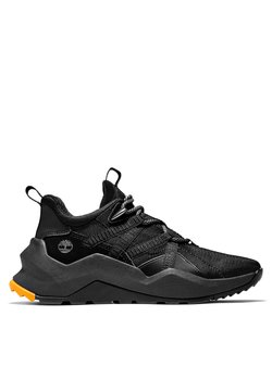Timberland - Madbury Oxford - Sznurowane obuwie sportowe - black mesh w black