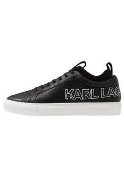 KARL LAGERFELD - KUPSOLE TRACER LOGO - Sneaker low - black
