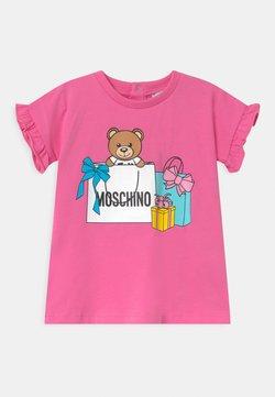 MOSCHINO - Jerseykleid - azalea pink