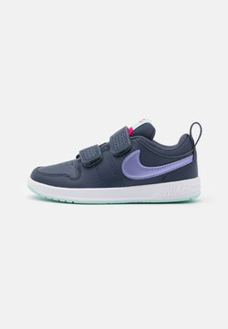Nike Performance - PICO 5 UNISEX - Obuwie treningowe - thunder blue/purple pulse/light dew/fireberry