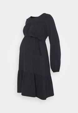 MAMALICIOUS - MLNESSA DRESS - Vestido ligero - dark navy