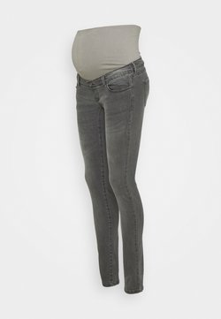 Supermom - SKINNY DENIM - Jeans Skinny Fit - grey denim