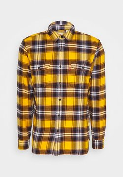 Levi's® - JACKSON WORKER - Hemd - andrusia golden yellow