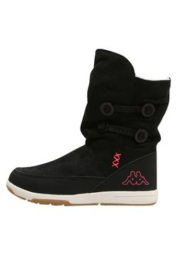 Kappa - Snowboot/Winterstiefel - black/pink