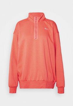 Nike Sportswear - Sweatshirt - magic ember/white