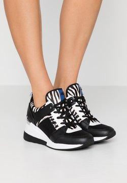 MICHAEL Michael Kors - GEORGIE TRAINER - Sneakers - black/white