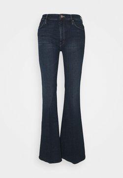 Mother - THE DOOZY - Jeans a zampa - dark blue