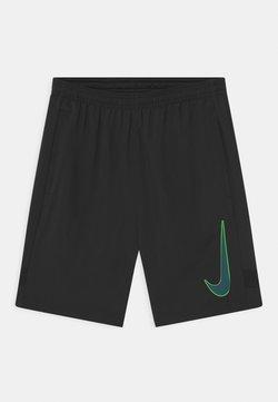 Nike Performance - ACADEMY UNISEX - Träningsshorts - black/dark teal green