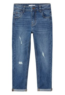 Mango - JIM - Straight leg jeans - medium blue