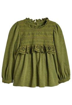 Next - Blusa - green