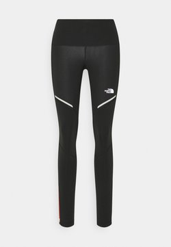 The North Face - SPEEDTOUR TRAINING PANT  - Trikoot - black