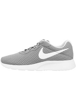 Nike Sportswear - TANJUN - Sneaker low - wolf gey/white