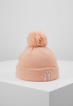New Era - KIDS LEAGUE ESSENTIAL BOBBLE - Bonnet - light pink