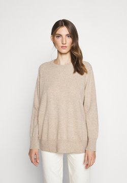 CHINTI & PARKER - THE SLOUCHY - Trui - oatmeal