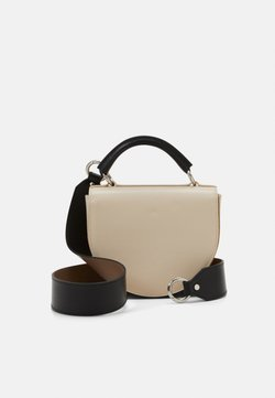 Marimekko - ITTA BAG - Käsilaukku - brown/beige/black