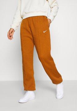 Nike Sportswear - PANT TREND - Jogginghose - tawny/white
