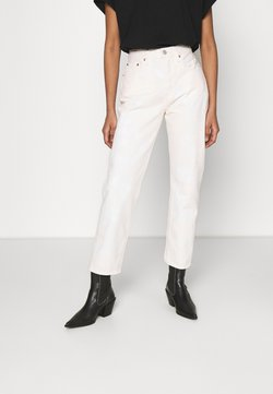 Levi's® - 501® CROP - Slim fit jeans - in the peach