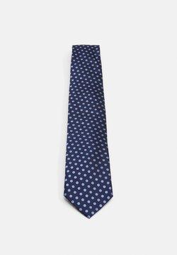 Tommy Hilfiger - TIE - Krawatte - blue
