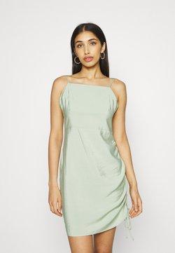Envii - ENOREGANO DRESS - Cocktailkleid/festliches Kleid - faded green