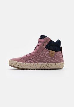 Geox - KALISPERA GIRL - Sneaker high - rose smoke