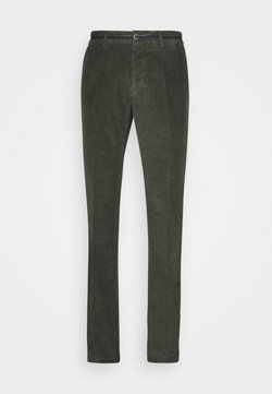 Mason's - TORINO OXFORD - Trousers - khaki