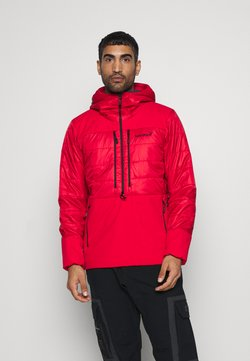 Norrøna - LOFOTEN PRIMALOFT - Winter jacket - red