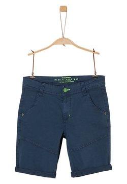 s.Oliver - Shorts - dark blue