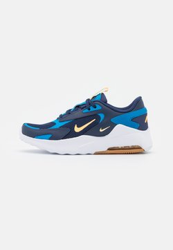 Nike Sportswear - AIR MAX BOLT UNISEX - Sneakers laag - midnight navy/melon tint/imperial blue/light brown
