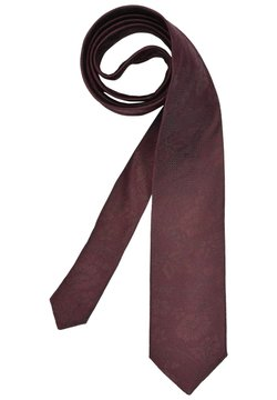 Carlo Colucci - Krawatte - rot