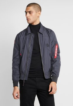 Alpha Industries - Bomberjacke - iron grey