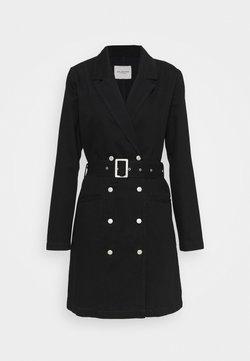 Selected Femme - SLFDORA DRESS - Veste en jean - black denim