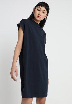Weekday - PRIME DRESS - Vestido ligero - dark blue