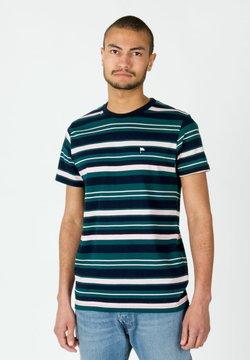 Wemoto - WARREN  - T-Shirt print - blau